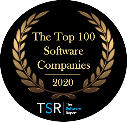 Top 100 Software companies of 2020