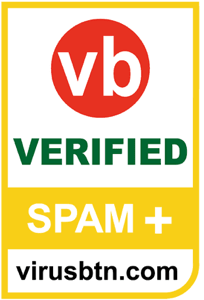 VB Verified - Spam +